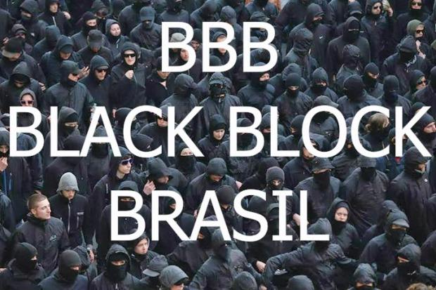 bbb black block brasil