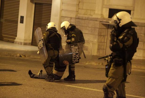 τραυματίας syntagma b