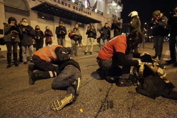 τραυματίας syntagma c